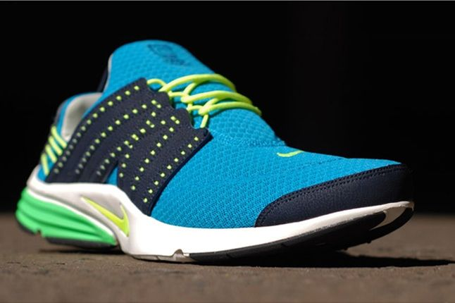 Nike Lunar Presto Neoturquoise Volt Toe Quarter 1