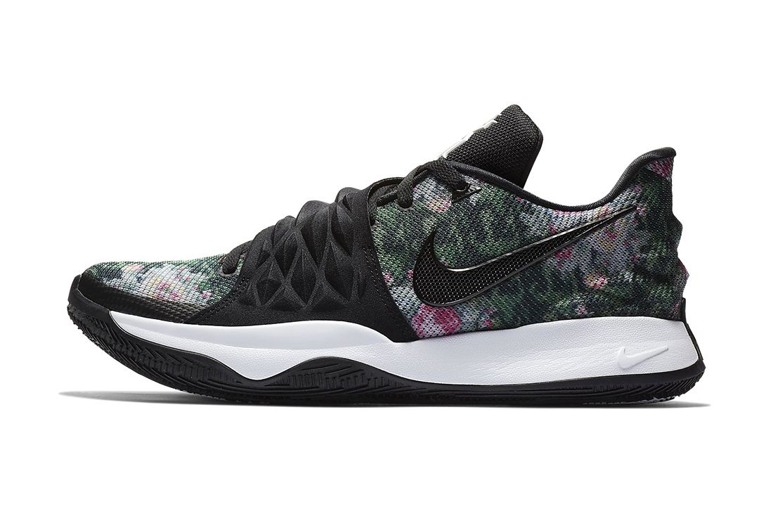Kyrie Low Floral Nike Under Armour Basketball Under Retail Sale April 2019