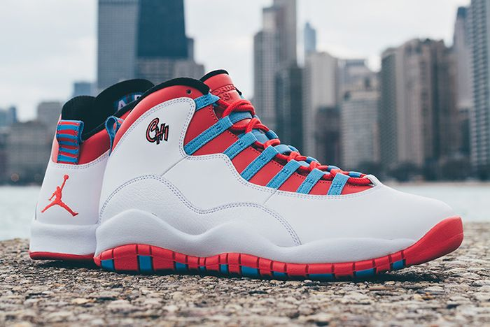 Air Jordan 10 Chi City5