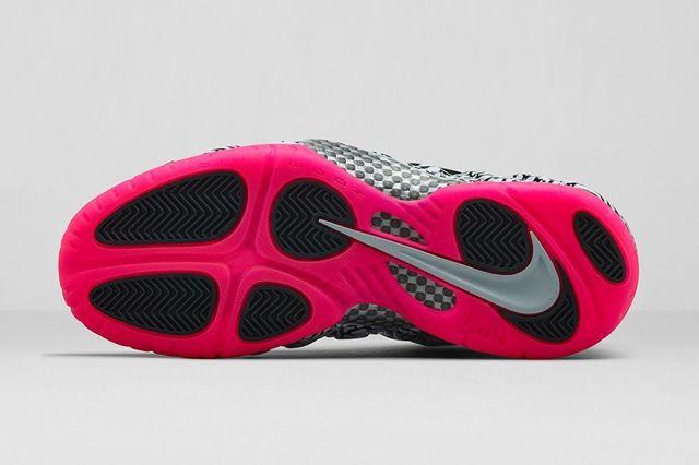 Nike Foamposite Pro Elephant Pink Bumperoo 6