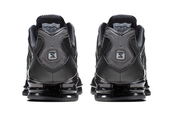 Nike Shox Tl Black Release Date Heel