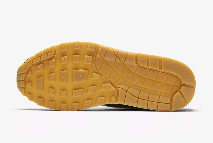 Nike Air Max 1 Black White Gum 2