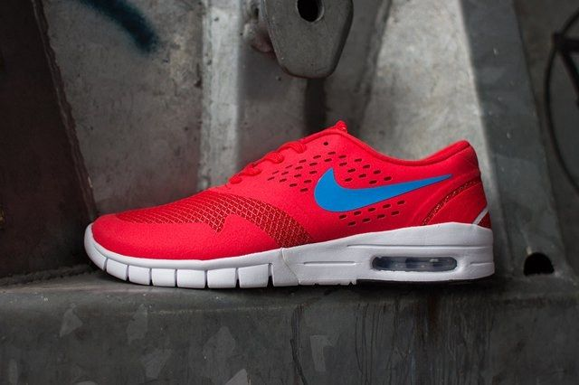 Koston2 Max Red Sideview