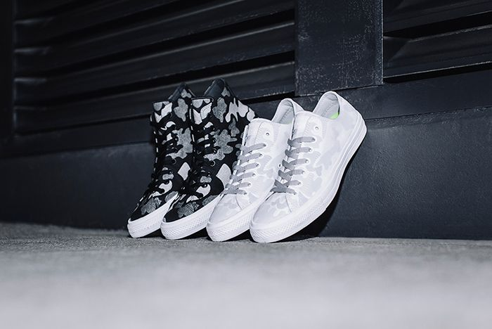 Converse Chuck Taylor All Star Ii Reflective Print Collection 10