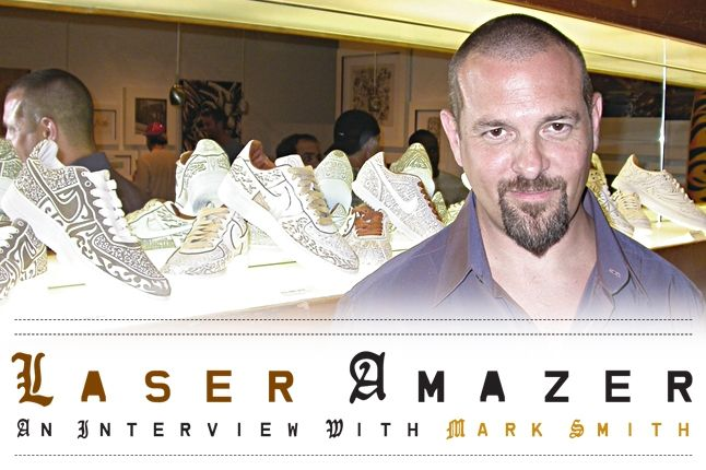 Laser Amazer An Interview With Mark Smith 1