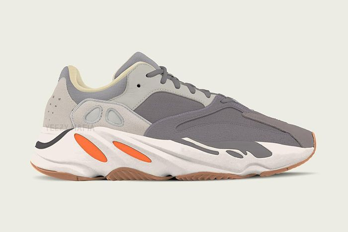Adidas Yeezy Boost 700 Magnet Leak First Look Release Date Lateral