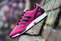 Adidas Zx Flux Kids Bold Pink Thumb