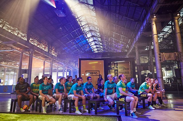 Nike Showcsaes 2014 Football Innovations In Sydney 20