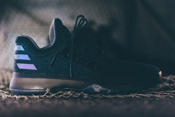 Adidas Hardel Vol 1 Dark Ops Black Xeno 1