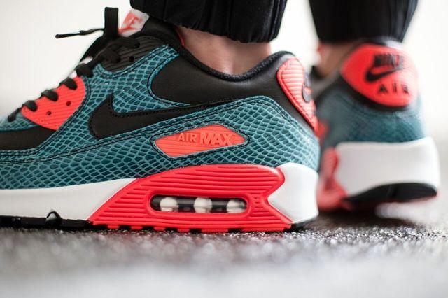 Nike Air Max 90 Dusty Cactus Snake 4