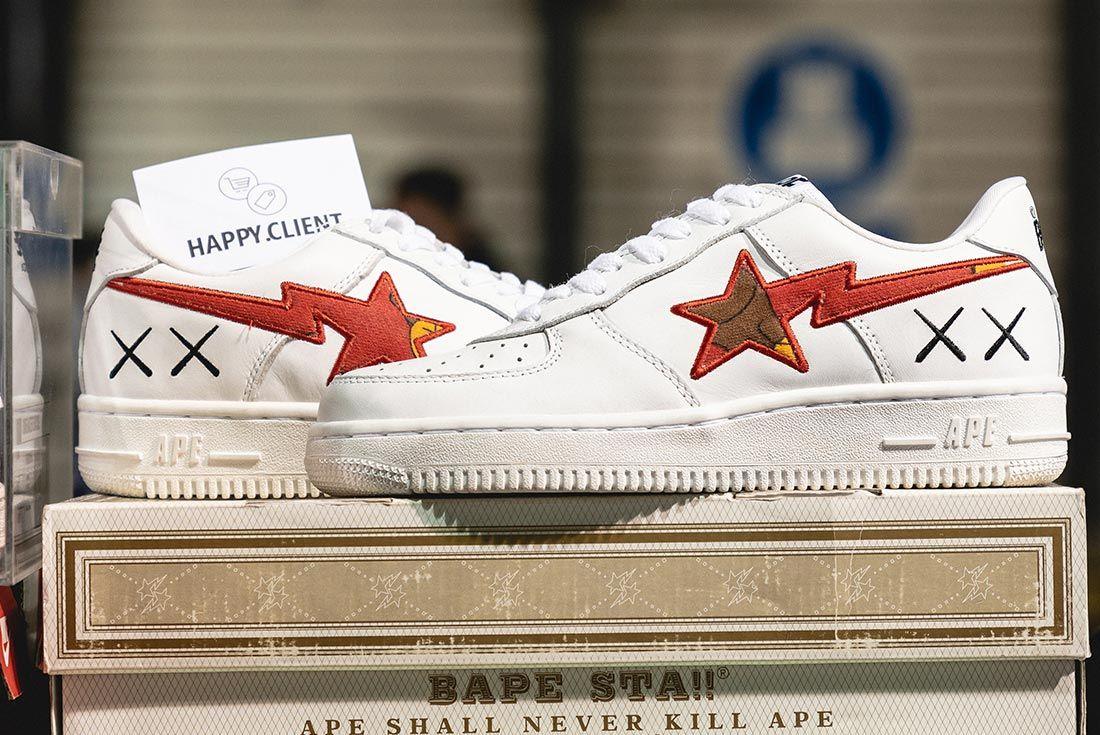 Sneakerness London Event Recap Bape Sta