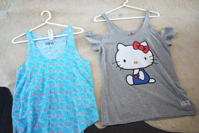 Hello Kitty Vans Summer 2012 14 1
