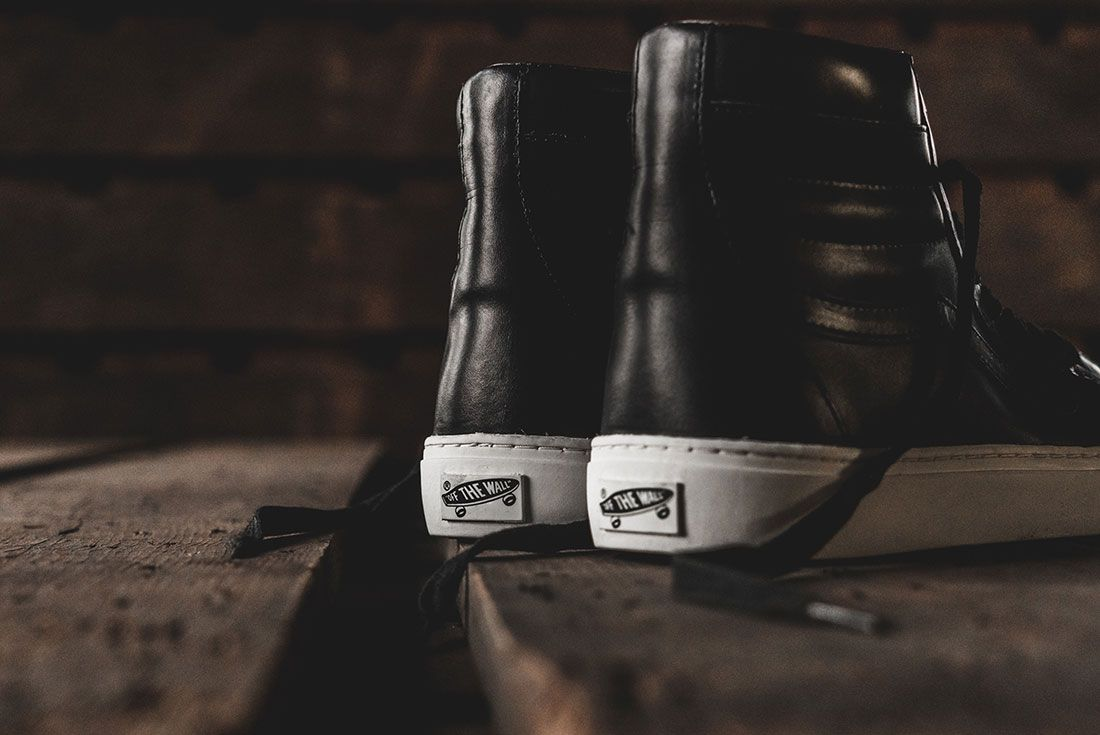 Horween Leather X Vans Vault Collection 5