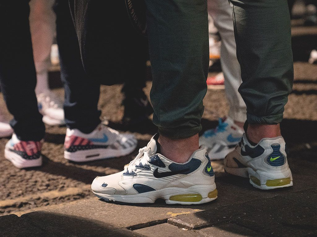 Rair Air Max Exhibition Sneaker Freaker Stox Dro Date On Foot Shots2