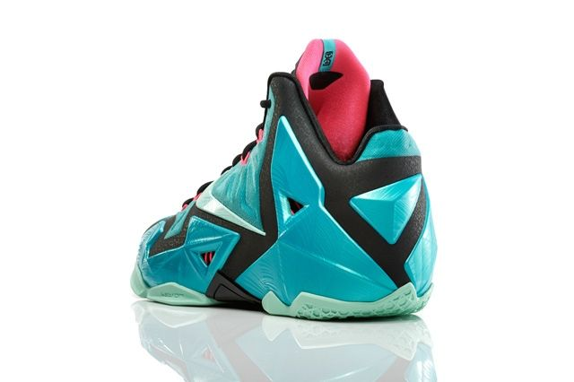 Nike Lebron 11 South Beach Official 4