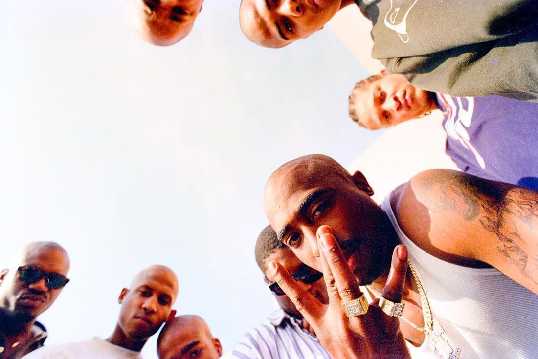 Tupac Shakur Nike Penny Hardaway 2