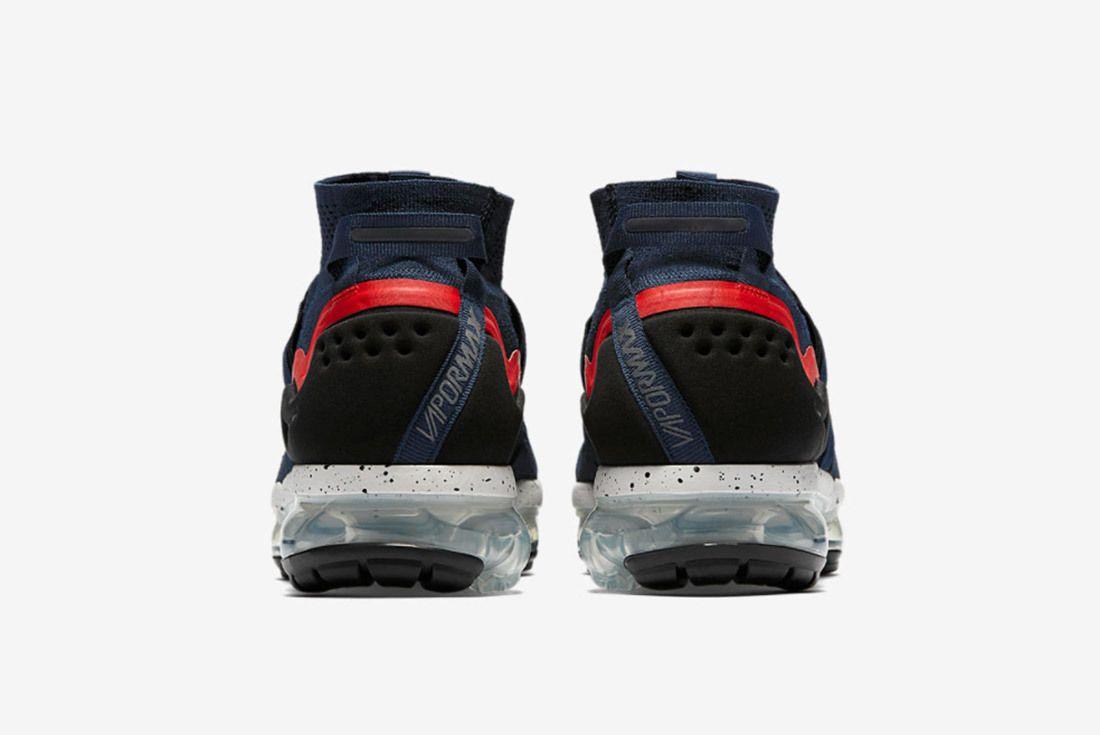 Nike Air Vapormax Utility Collegiate Navy Blue 3