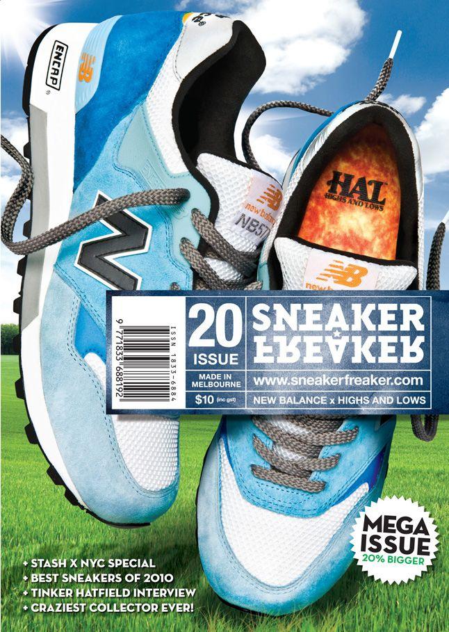 Highs Lows New Balance Sneaker Freaker 20 11