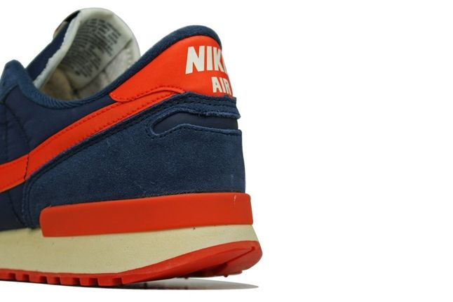 Nike Air Vortex Vntg Blue Heel Detail 1