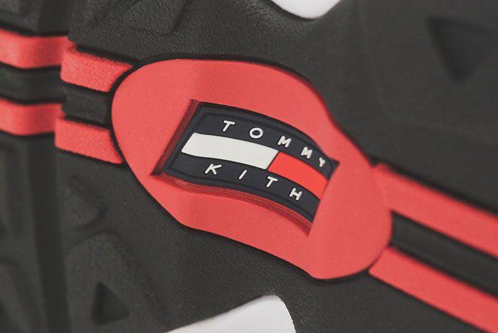 Kith X Tommy Hilfiger Hyperbole 6 Sole Up Close