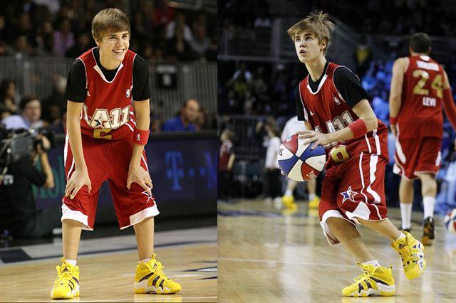 Justin Bieber Adidas Crazy 8 2
