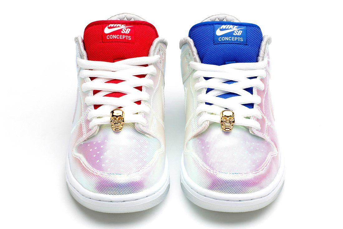 Deubré Nike Sb Concepts Holy Grail
