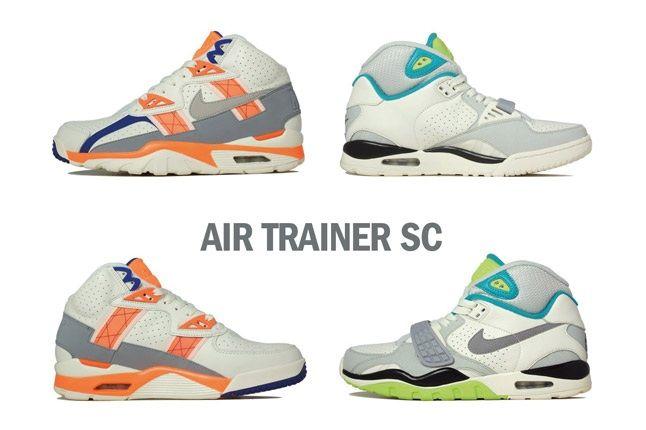 Nike Air Trainer Sc Vntg Pack Promo