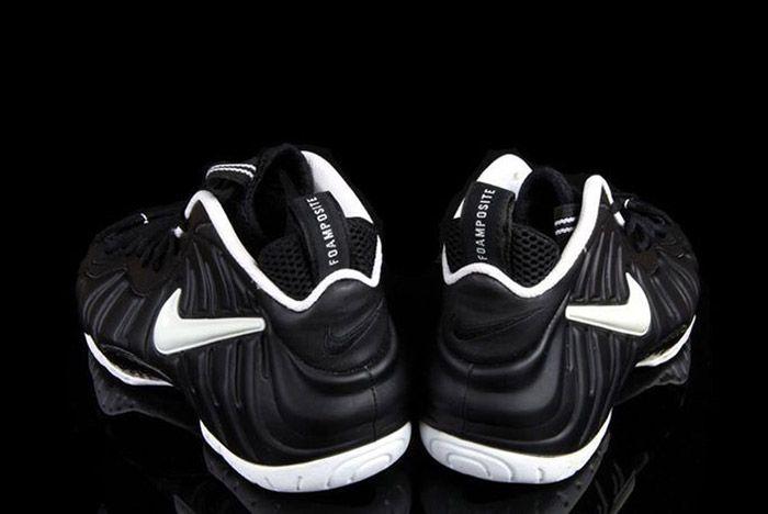 Nike Air Foamposite Pro Dr Doom Black White 1