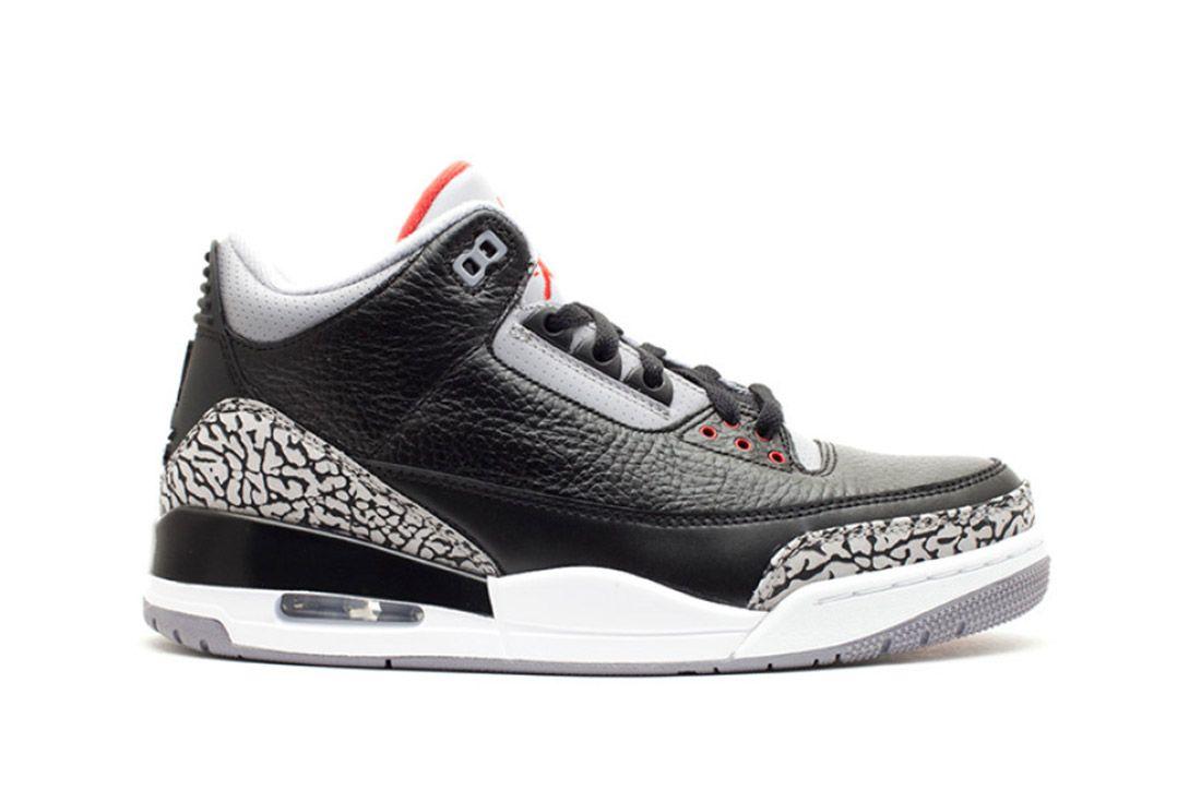 Material Matters History Of Yeezy Nike Jordan 3