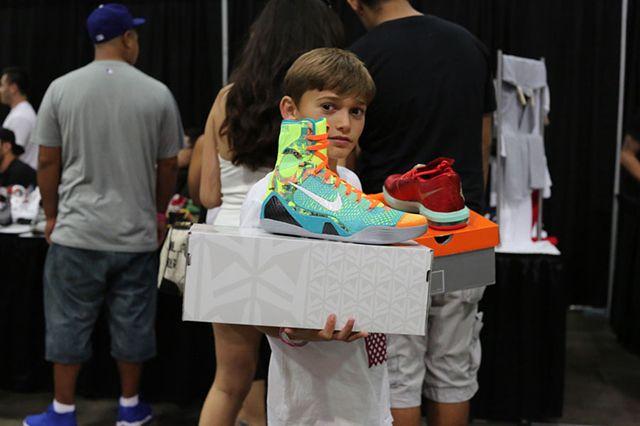 Sneaker Con La Recap 97