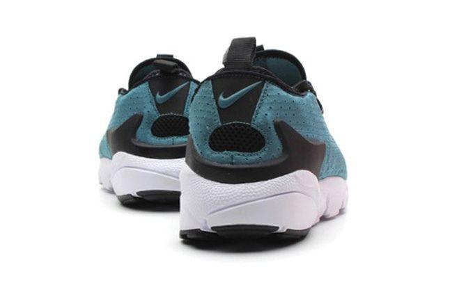 Nike Air Footscape Motion Mnrlteal Lghtbone Heel Profile 1