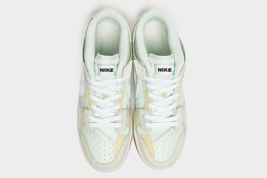 Nike Dunk Low Scrap Sea Glass