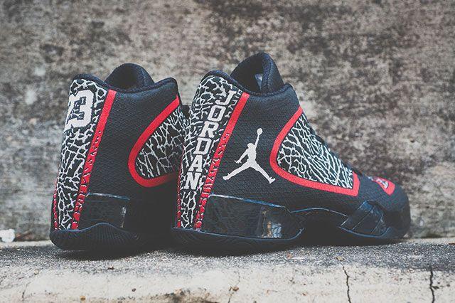 Air Jordan Xx9 Black Cement 7