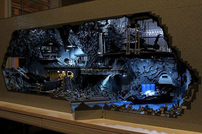 Lego Batcave 3 1