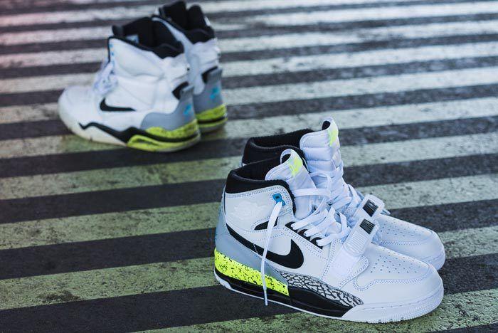 Jordan Legacy 312 Nike Pack 3