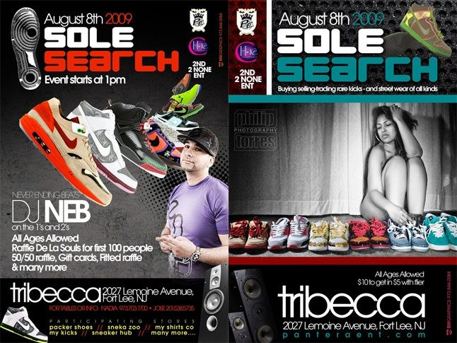 Sole Search 1