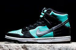 Diamond Supply Co X Nike Sb Dunk High Tiffany Dp