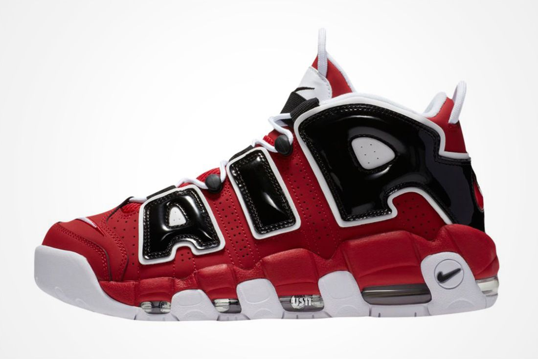 Nike Air More Uptempo Hoops Pack 3