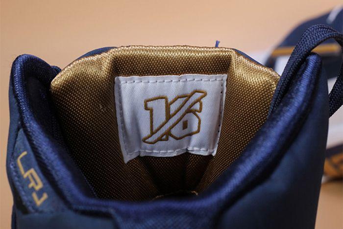 Nike Lebron Sodlier 1 25 Straight 4