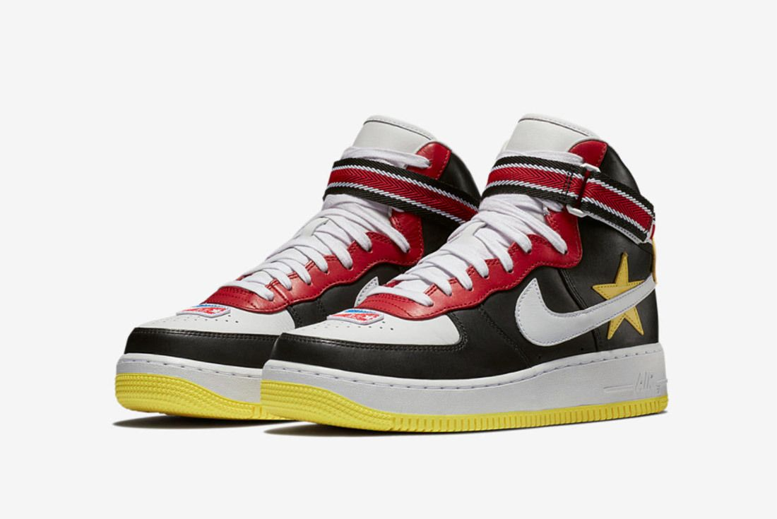 Riccardo Tisci Nike Air Force 1 High 5