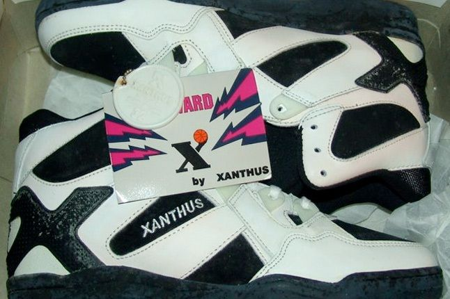 Xavier Mcdaniels Sneakers 3 1