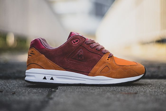 Hanon X Le Coq Sportiff Lcs R1000 French Jersey