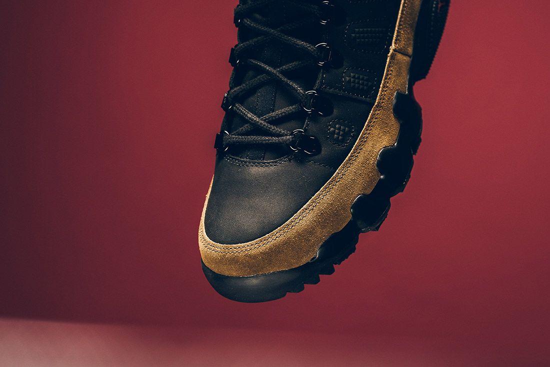 A Closer Look At The Air Jordan 9 Boot Nrg Olive4
