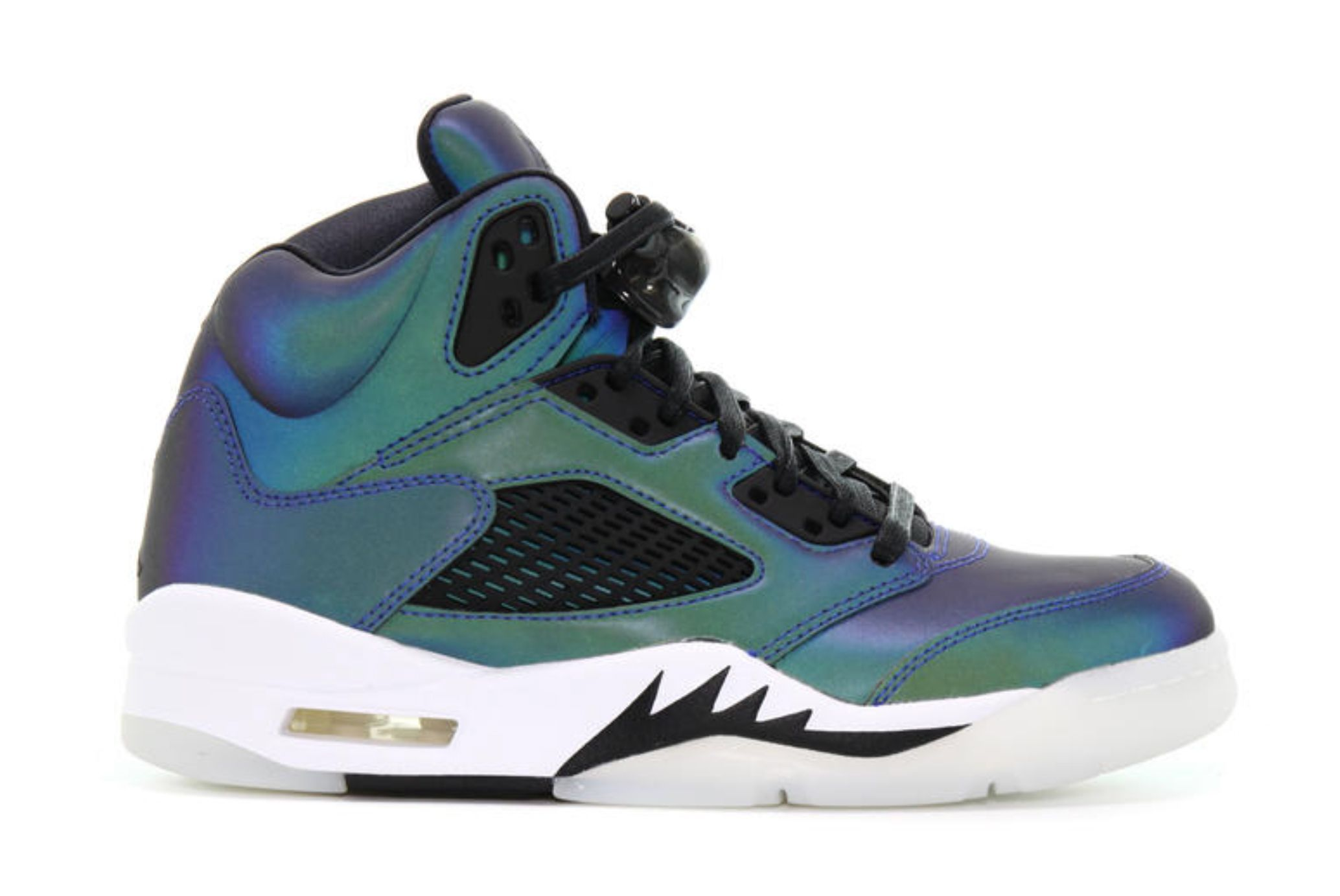 Air Jordan 5 (Oil Grey)