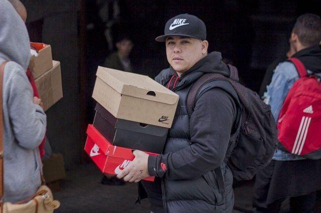 Sneaker Exchange Cpt 2015 Recap 1