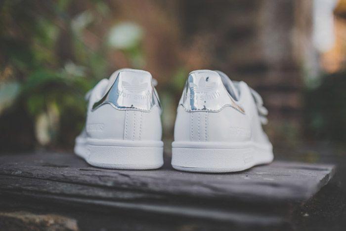 Raf Simons Adidas Stan Smith Comfort White Silver 1