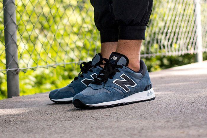 New Balance Made In Usa 1300 M1300 Chr Blue Black 5