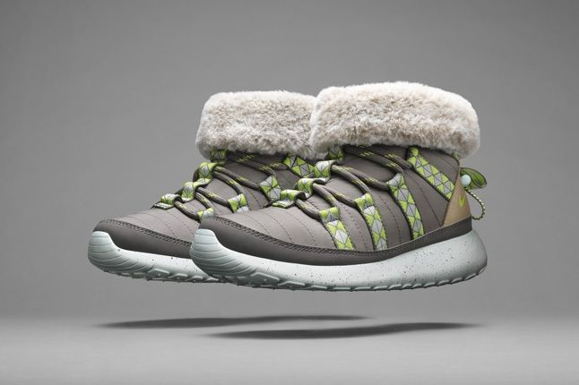 Nike Snearboots 2013 Roshe Run Hi 3