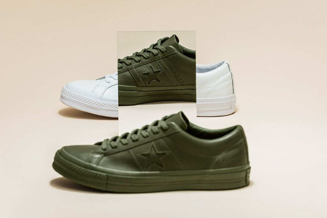 Converse Engineered Garments One Star 8