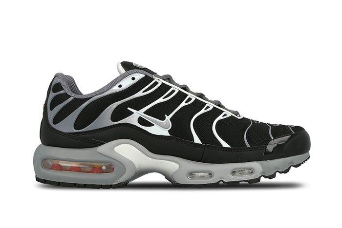 Nike Air Max Plus Black Silver 2